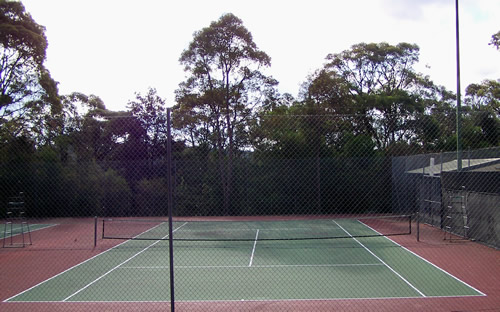 Warrimoo Tennis Courts